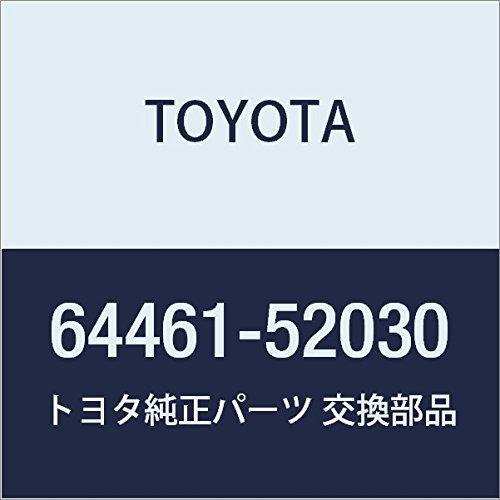 TOYOTA Genuine 64461-52030 Door Weatherstrip