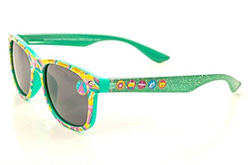 TROLLS PRINCESS POPPY Girls 100% UV Shatter Resistant Sunglasses - Sunglasses Princess