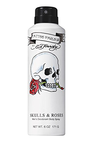 Tattoo Parlour by Ed Hardy Men's Deodorant Body Spray 6 oz