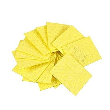Esponja antiestático resistente de alta temperatura, hierro soldador eléctrico de alta temperatura de la esponja, la industria de la esponja, ...