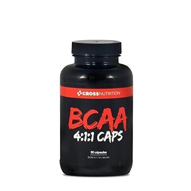 Aminoacidos BCAA 4:1:1 - Cross Nutrition - garantiza una ...