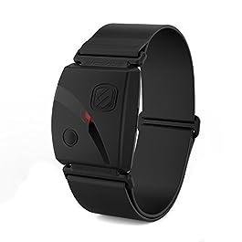 Scosche Rhythm24 – Waterproof Armband Heart Rate Monitor