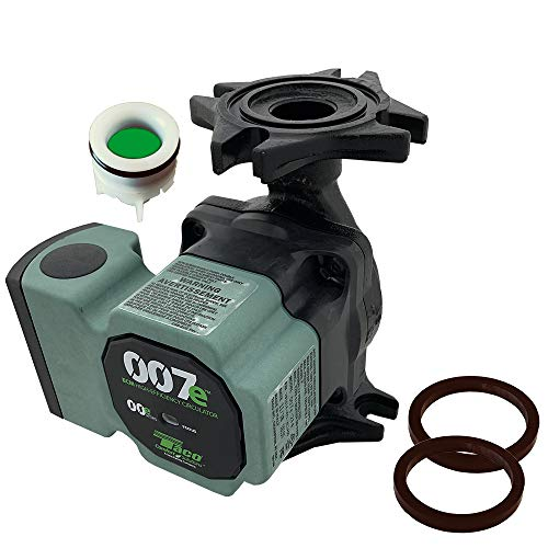 Taco 007e-F4, ECM High Efficiency Circulator Pump, Cast Iron