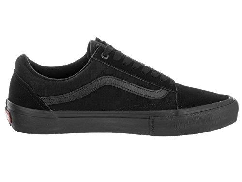negro Vans Old Adulto Zapatillas U negro Skool Unisex qwTS0xqP
