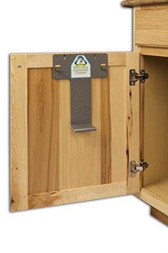 Home · Compost Bins · Kitchen Compost Caddy Under Sink Mounted Compost  System · Previous · / Next