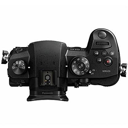 Panasonic LUMIX GH5 4K Mirrorless Camera with Lecia Vario-Elmarit 12-60mm F2.8-4.0 Lens (DC-GH5LK) 4