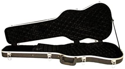 264333c5ba Image Unavailable. Image not available for. Color: MBT Electric Guitar Case  - Lightweight ABS Molded