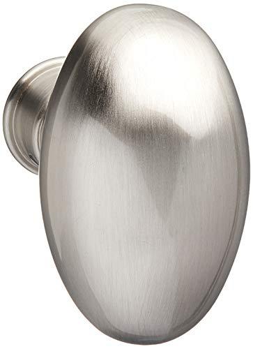 Baldwin Hardware 5025.150.MR Estate Oval Knob Indoor Door ()