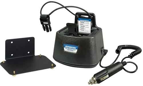 Rapid Vehicle Charger for Motorola APX6000 APX7000 APX8000 (Palm Vehicle Power Charger)