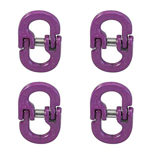 Sling Link Chain - KWB Grade 100 Connecting Link - Size 3/8