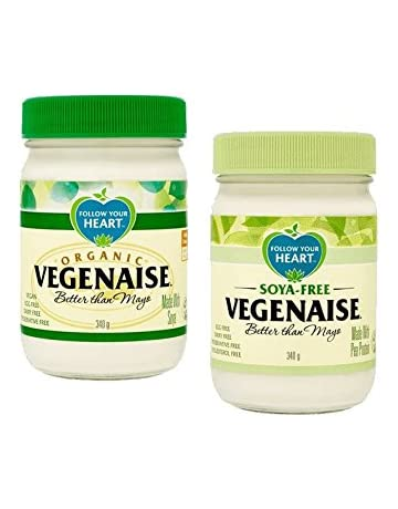 Follow Your Heart : Mayonesa Orgánica Vegenaise 340g & Mayonesa Sin Soja Vegenaise 340g (cada