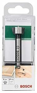 Bosch 2 609 255 286 - Broca fresadora para madera, DIN 7483 G