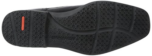 Rockport Mens Dettagli Interni Bike Slip On Black