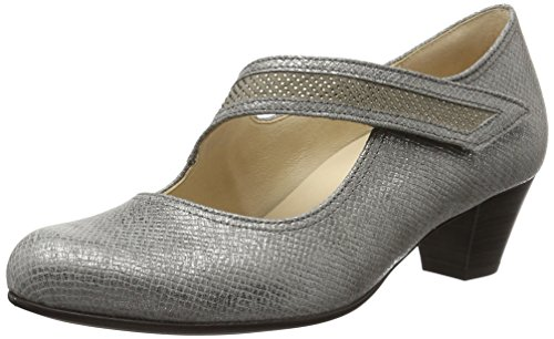 Gabor Women's Comfort Closed-Toe Pumps Gray (Fumo 83) feAPkVV