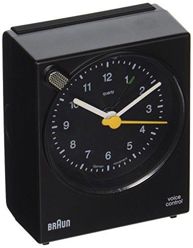 Braun Alarm Clock Black AB30B
