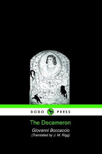 Read Online The Decameron (Dodo Press) ebook