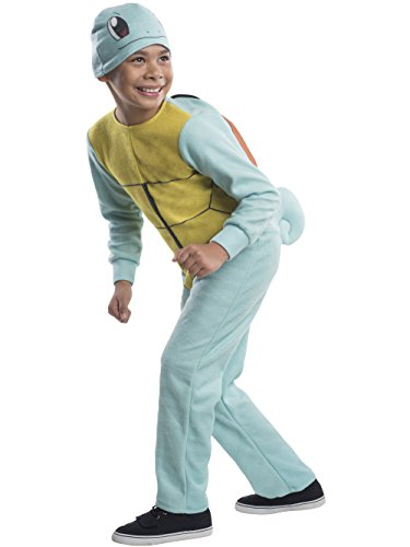 (Rubie's Costume Pokemon Squirtle Child Costume,)