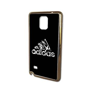 Adidas Originals Brand Logo Funda for Samsung Galaxy Note 4 Funda Case Durable