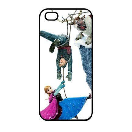 Anime Carring Cases for iPod Touch 5th Generation Frozen Theme (Frozen Ipod Cases 5th Generation)