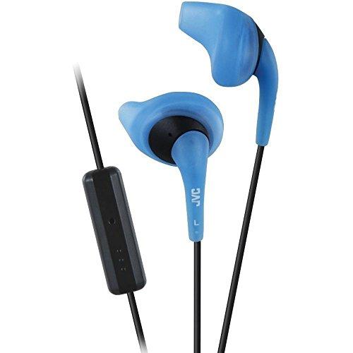 JVC HAEN10-A-K Gumy(R) Sport Earbuds (Blue)