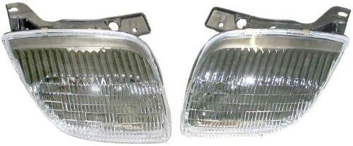 Pontiac Sunfire Replacement Headlight Assembly - 1-Pair