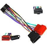 Aerzetix - Adaptateur Z4 ISO câble convertisseur fiche faisceau auto autoradio pour Pioneer - C1784
