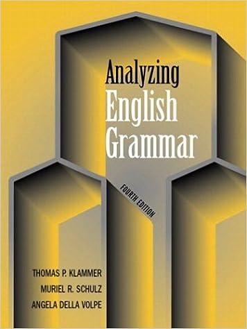 analyzing english grammar 7th edition pdf free