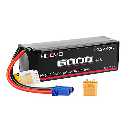 HOOVO 6000mAh Quadcopter Airplane Helicopter product image