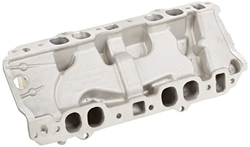 Big Air Intake - Professional Products 53001 Satin Cyclone Intake Manifold for Big Block Chevy