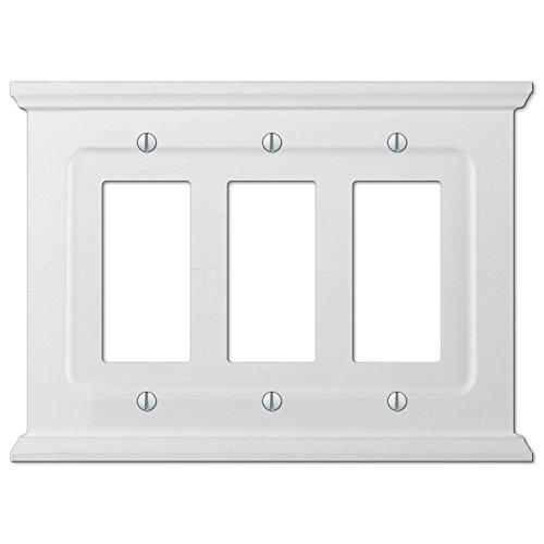 Mantel Wood Wall Plate - 7