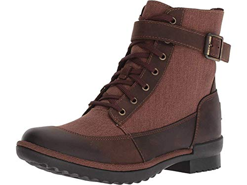 UGG Women's W Tulane Boot Fashion, Coconut Shell, 9 M US (Leather Ugg Women Boots)