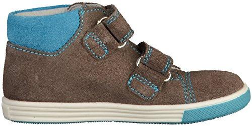 Richter Garçon Couleur gris Marche bleu Pebble Bébé Chaussures Caribic Sing 1rIwCqr