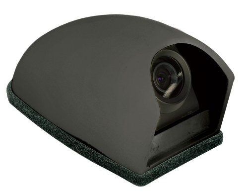 Voyager VCCSIDRGP Right Side View CCD Color Camera, Gray Paintable