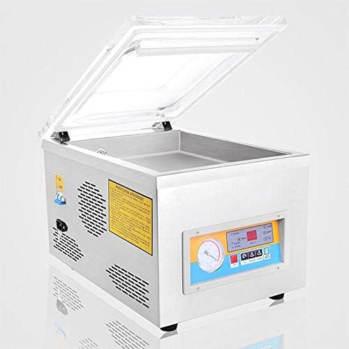 食品真空シーラー包装機バキュームチャンバーアルミバッグ魚肉ライスティーシール機エア吸い送料無料