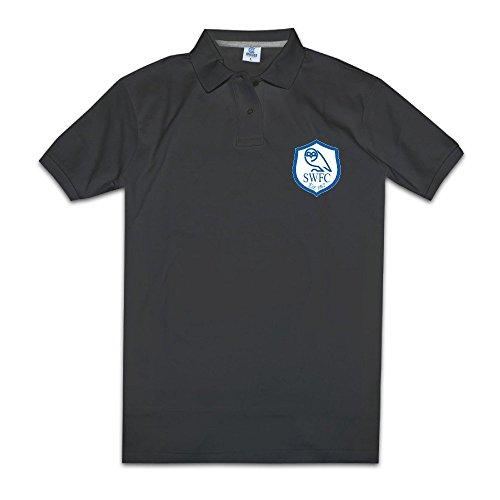 fan products of Men's Sheffield Wednesday Football Club Short Sleeve Polo Shirt Size XXL