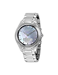 Tissot T-Touch Solar Lady Mother of Pearl Dial Ladies Watch T0752201110101