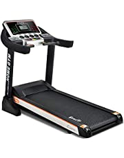 Treadmill Home Gym Folding Equipment Exercise Workout Fitness Running Equipment Machine with 1.5-3.5HP 12 Training Programs Speed LCD Display Everfit