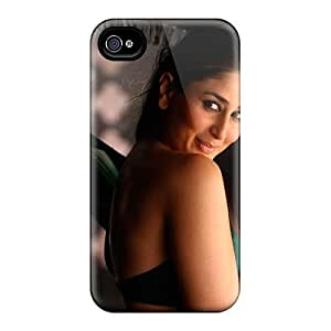 4/4s Scratch-proof Protection Case Cover For Iphone/ Hot Kareena Kapoor In Bodyguard Phone Case