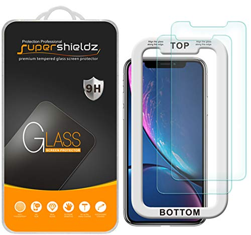 [2-Pack] Supershieldz for iPhone XR (6.1