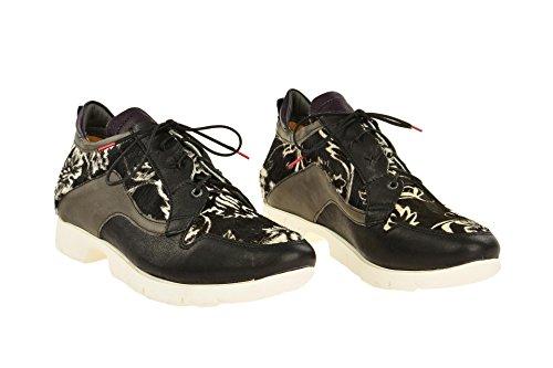Half Women's Black 09 1 Think Up 81912 Shoe Classic Lace PRwxROqv