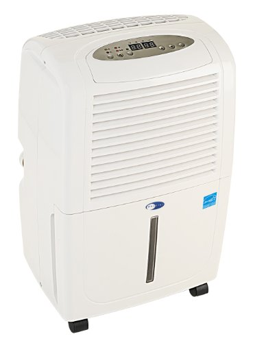 Whynter RPD-302W Energy Star Portable Dehumidifier, 30-Pint