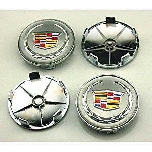 Cadillac Cts Center Cap (4pcs 68mm Wheel Hub Caps Centre Cover Fit For Cadillac ATS Cadillac CTS Cadillac EXT Cadillac SRX Cadillac XTS Cadillac XLR)