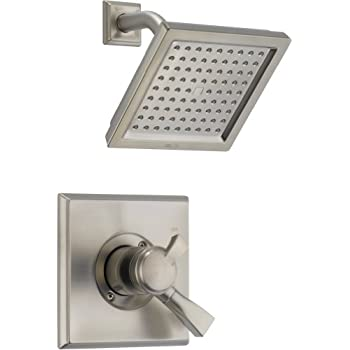 Delta Faucet T17251-SS Dryden Monitor 17 Series Shower Trim, Stainless