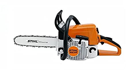 Stihl Cast Iron Chain Saw MS-170 (Orange)