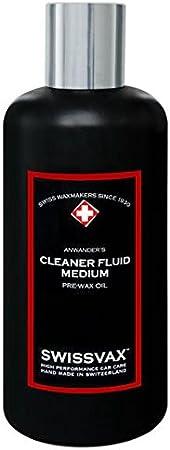 Swizöl 1022510 Cleaner Fluid Medium 250 Ml Auto