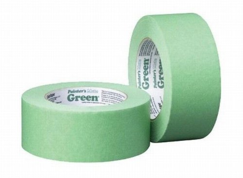 Shurtape CP150 1.42in. x 60yd Painter's Mate Green Masking (Painters Mate Green)