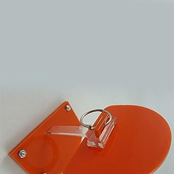 Kentop Juguete Loro Formaci/ón Intelectual Soporte Cesta de Baloncesto con Chew Bolas para p/ájaros Loros Size 12 x 7,5 x 18cm