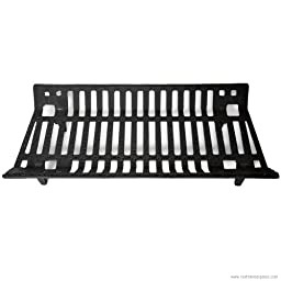 Woodeze 5VE-16-082 27 in. Cast Iron Grate