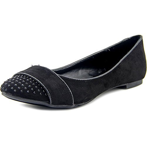 Report Women's, Bodhi Pointed Toe Flats Black 6.5 M ()