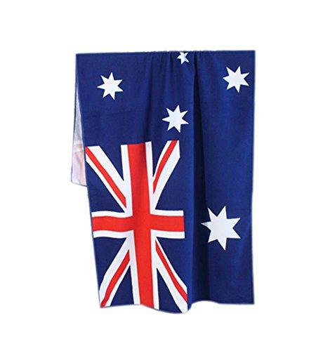 Australia Towel - Panda Superstore Special Towels Beach Towels Bath Towels Kids Towels, Australia